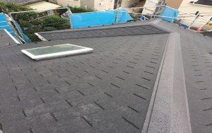 厚木市屋根葺き替え